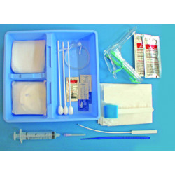 HSG Tray, Sterile, Case of 10