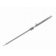 """IUD Hook Extractor 4mm, 25.5cm (10"""")"""